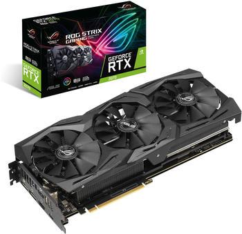 Asus GeForce RTX 2070 ROG Strix 8 GB GDDR6 Grafikkarte 2xDP/2xHDMI/USB