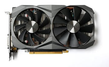 Zotac GeForce GTX 1060 6GB GDDR5X, Grafikkarte