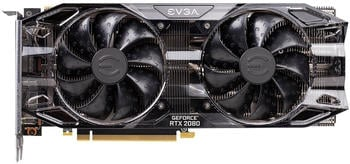 evga GeForce RTX2080 Black Edition Gaming 8.192 MB GDDR6 (08G-P4-2081-KR)