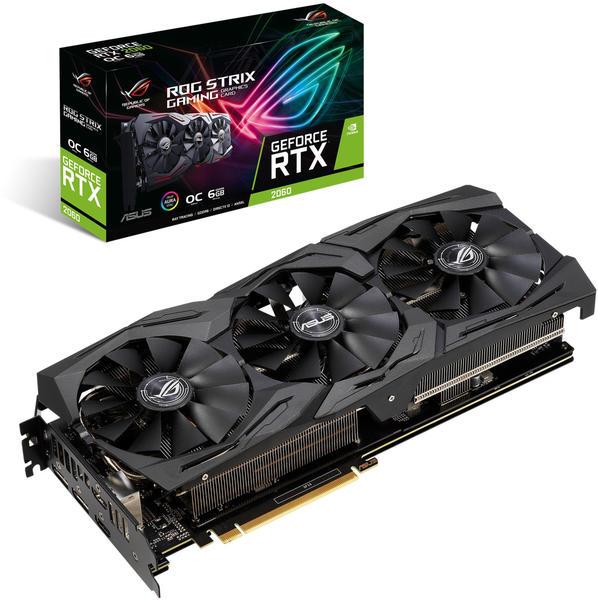 Asus ROG-STRIX-RTX2060-O6G-GAMING (6GB)