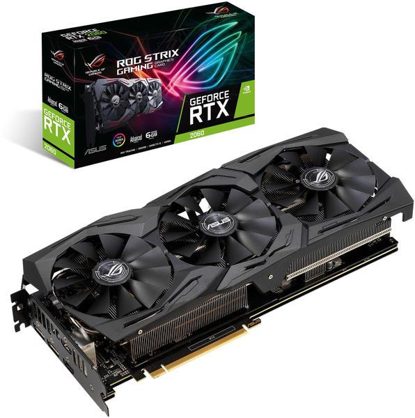 Asus ROG-STRIX-RTX2060-A6G-GAMING (6GB)