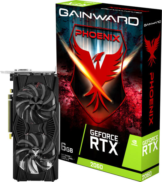 Gainward GeForce RTX 2060 Phoenix 6GB GDDR6