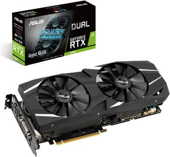 Asus DUAL-RTX2060-A6G (6GB)