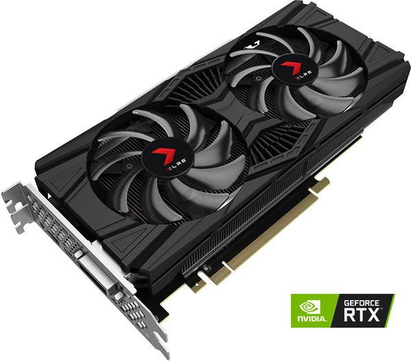 PNY GeForce RTX 2060 XLR8 Gaming Overclocked Edition 6GB GDDR6