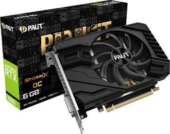 Palit XpertVision GeForce RTX 2060 StormX OC 6GB GDDR6