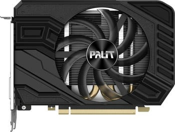 Palit GeForce RTX 2060 StormX 6GB GDDR6 Grafikkarte ... DVI, DisplayPort, HDMI,