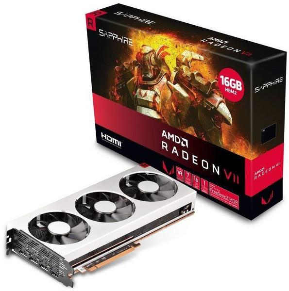 Sapphire Radeon VII 16GB HBM2