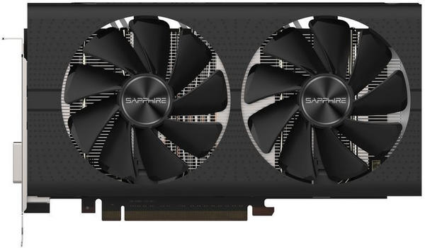 Sapphire Radeon RX 570 PULSE 4GDE Optimized 4GB GDDR5