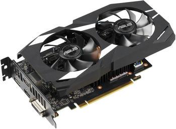 Asus GeForce GTX 1660 Ti DUAL OC 6GB GDDR6 Grafikkarte
