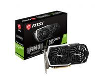 MSI GeForce GTX 1660 Ti ARMOR 6G OC 6GB GDDR6 Grafikkarte