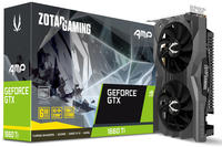 Zotac GAMING GeForce GTX 1660 Ti AMP Edition 6GB GDDR6 Grafikkarte HDMI/3xDP
