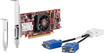 HP Inc AMD Radeon HD 8350 Grafikkarten - Radeon HD 8350 - 1 GB DDR3 PCIe x16 1GB memory, (729084-001)
