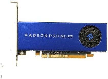 Dell 490-BDZU Grafikkarte Radeon Pro WX 2100 2 GB GDDR5