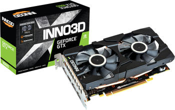Inno3D GeForce GTX 1660 TWIN X2 6 GB, HDMI/3x DisplayPort