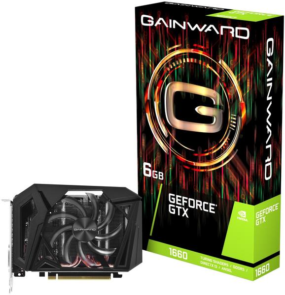 Gainward GeForce GTX 1660 Pegasus 6GB GDDR5