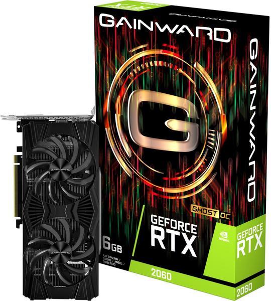 Gainward GeForce RTX 2060 Ghost OC 6GB GDDR6