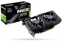 Inno3D GeForce GTX 1050 Twin X2, bunt