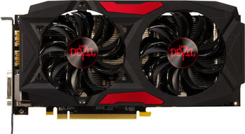 PowerColor Radeon RX 580 Red Dragon OC 8GB (AXRX 580 8GBD5-DHD/OC)