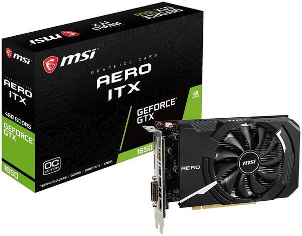 MSI GeForce GTX 1650
