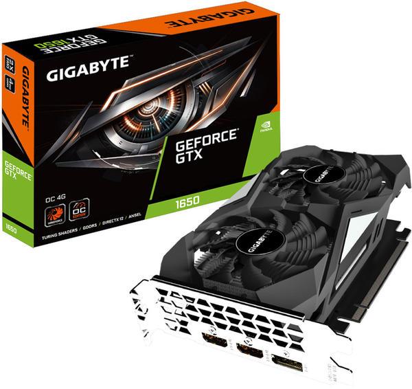GigaByte GeForce GTX 1650 OC 4GB GDDR5