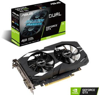 Asus DUAL-GTX1650-4G (4GB)