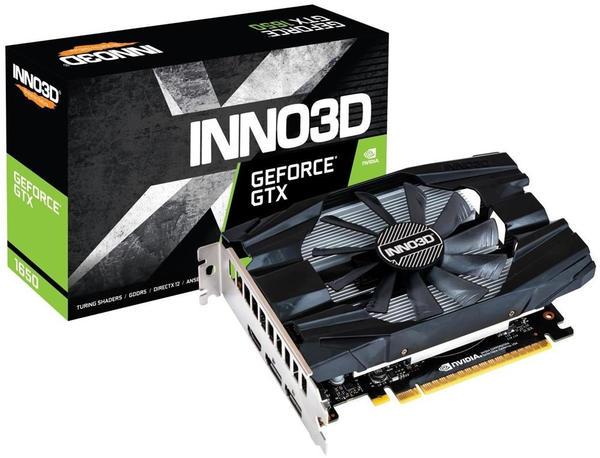 Inno3D GeForce GTX 1650 Compact X1 4GB GDDR5