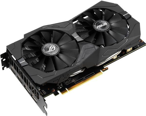 Asus GeForce GTX 1650 Strix OC 4GB GDDR5 Grafikkarte