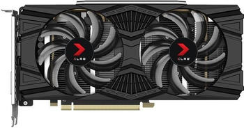 PNY GeForce GTX 1660 Ti XLR8 Gaming Overclocked Dual Fan 6GB GDDR6