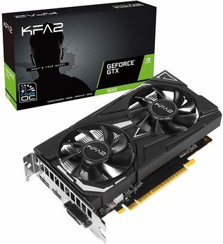 KFA2 GeForce GTX 1650 EX 4GB