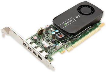 PNY Quadro NVS 510, 2GB DDR3 (VCNVS510DVI-PB)
