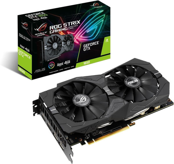Asus ROG-Strix-GTX1650-A4G-Gaming (4GB)