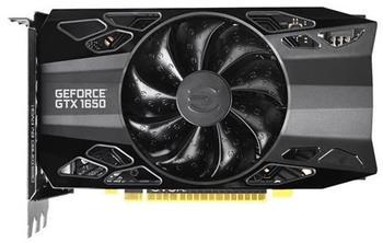 evga GeForce GTX 1650 XC Black GAMING Grafikkarte,