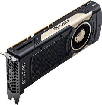 HP Grafikkarte Quadro GV100 32 GB Speicher mit hoher Bandbreite 2 (HBM2)