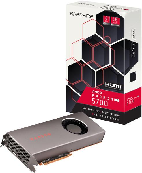 Sapphire Radeon RX 5700 8GB GDDR6