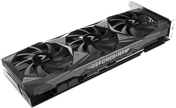 PNY GeForce RTX 2070 Triple Fan XLR8 Gaming Overclocked 8GB GDDR6