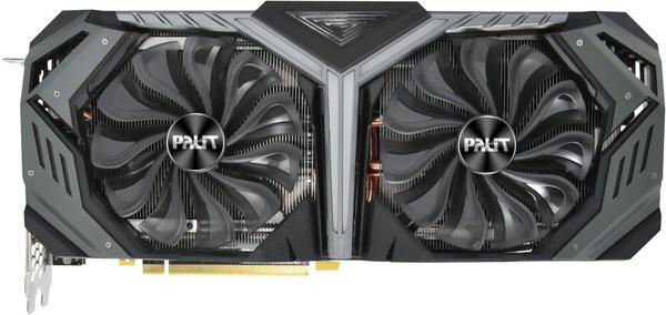 Palit XpertVision GeForce RTX 2070 SUPER GameRock