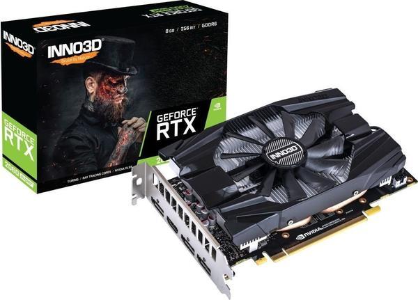 Inno3D GeForce RTX 2060 Super Compact X1 8GB GDDR6