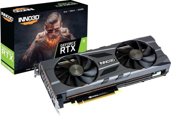 Inno3D GeForce RTX 2070 SUPER Twin X2 OC (N207S2-08D6X-11801167)