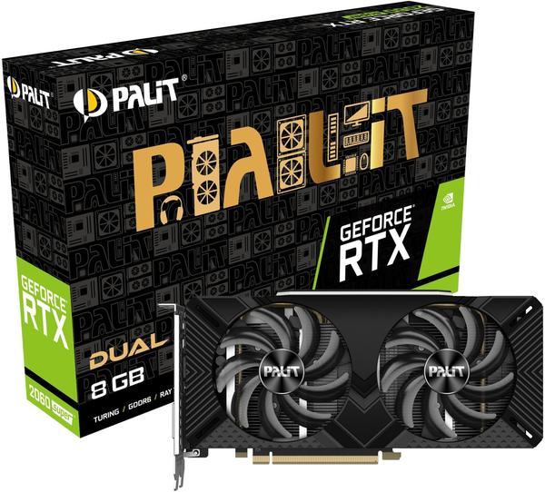 Palit XpertVision GeForce RTX 2060 SUPER DUAL