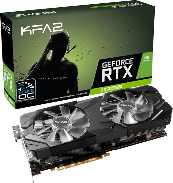 KFA² GeForce RTX 2070 Super EX OC 8GB GDDR6