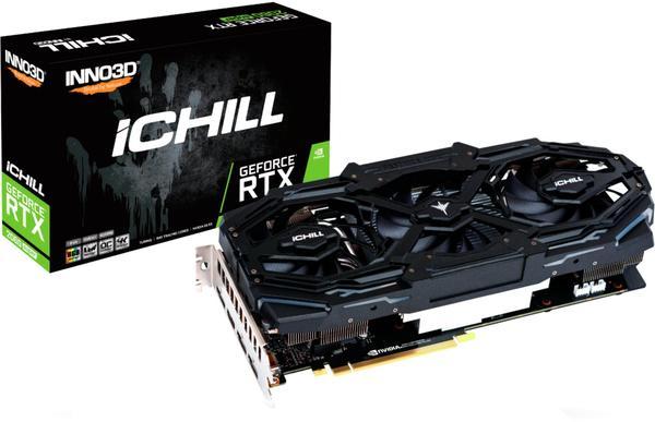 Inno3D GeForce RTX 2060 Super iCHILL X3 Ultra 8GB GDDR6