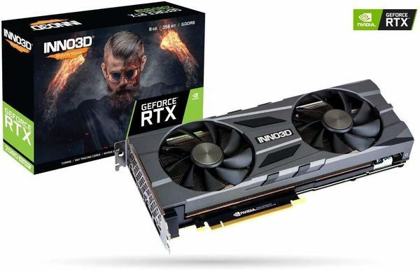 Inno3D GeForce RTX 2080 Super Twin X2 OC 8GB GDDR6 Super