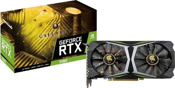 Manli GeForce RTX 2060 Gallardo 6GB GDDR6 (N53720600M24351)