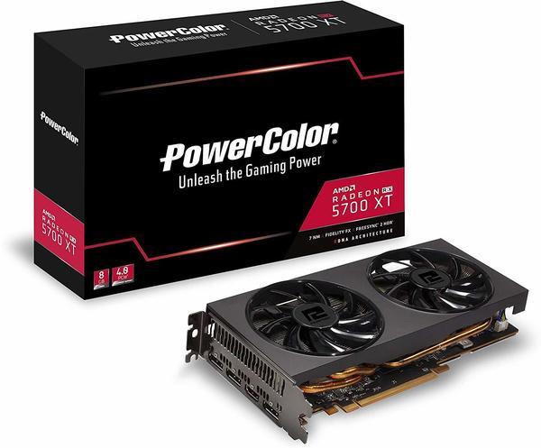 PowerColor Radeon RX 5700 XT Red Devil 8GB GDDR6 1605MHz (AXRX 5700XT 8GBD6-3D)
