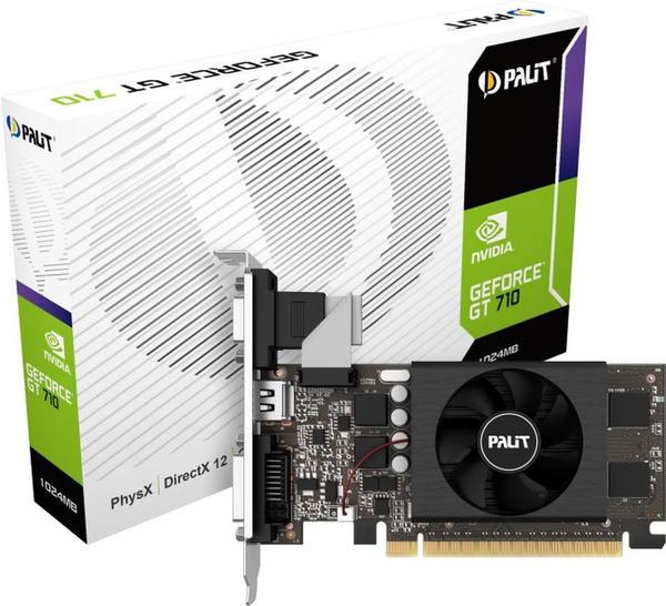 Palit XpertVision GeForce GT 710 1024MB GDDR5