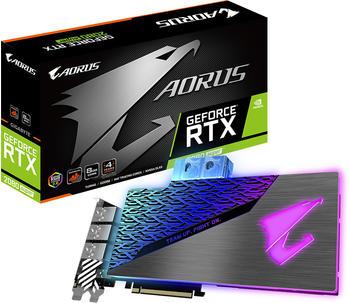 GigaByte GeForce RTX 2080 Super WATERFORCE WB 8GB GDDR6