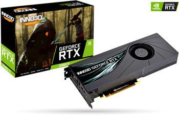Inno3D GeForce RTX 2080 Ti Jet 11GB GDDR6 (N208T1-11D6-1770705)