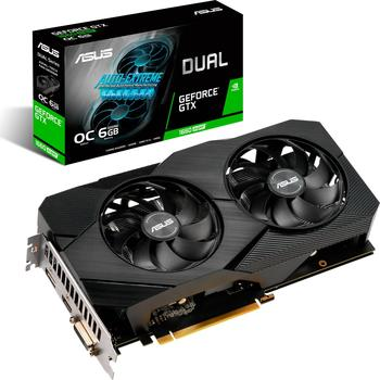 Asus DUAL-GTX1660S-O6G-EVO (6GB)