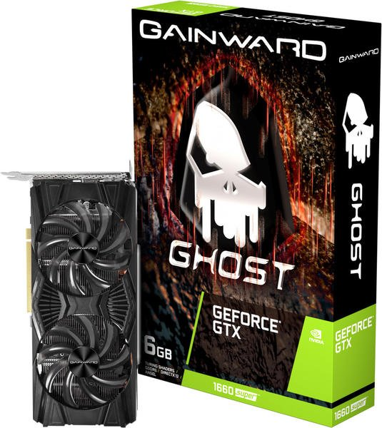Gainward GeForce GTX 1660 Super Ghost 6GB GDDR6