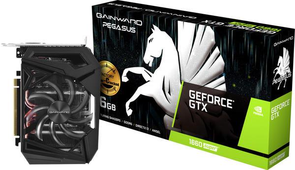 Gainward GeForce GTX 1660 Super Pegasus OC 6GB GDDR6
